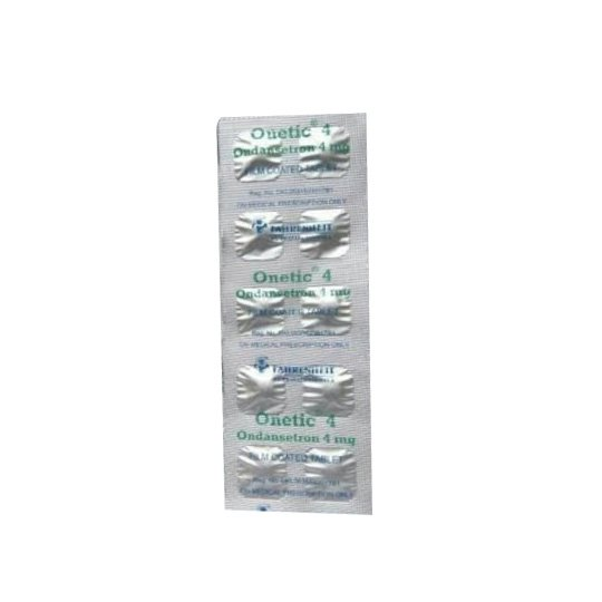 ONETIC 4 MG 10 TABLET