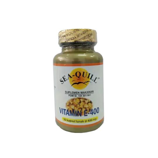 Sea-Quill Vitamin E 400 IU 30 Kapsul