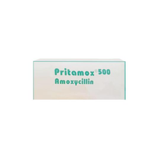 PRITAMOX 500 MG KAPSUL