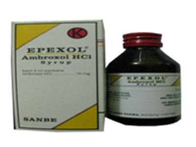EPEXOL SIRUP 120 ML