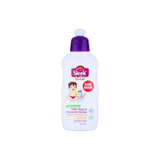 Sleek Bottle Nipple & Baby Accessories Cleanser 150 ml