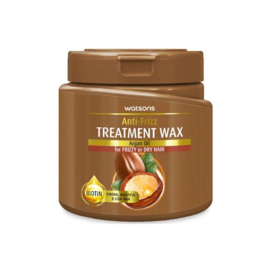 WATSONS TREATMENT HAIR CARE ANTI FRIZZ WAX 500 ML