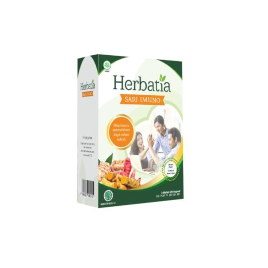 Herbatia Sari Imuno 30 Kapsul