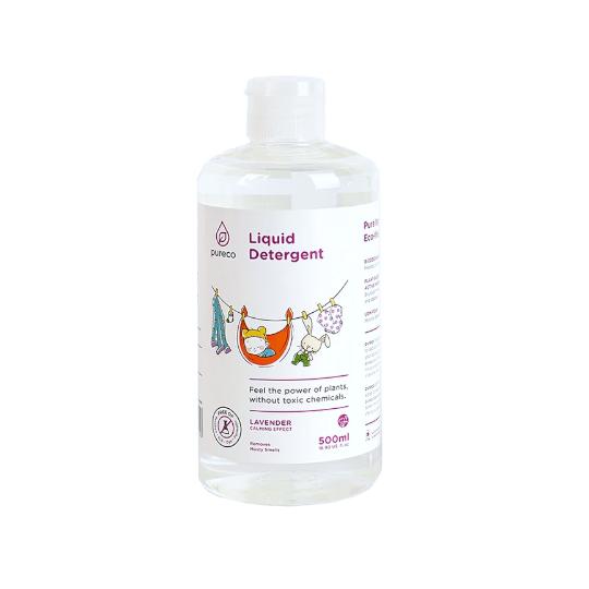 Pureco Liquid Detergent Lavender 500 ml