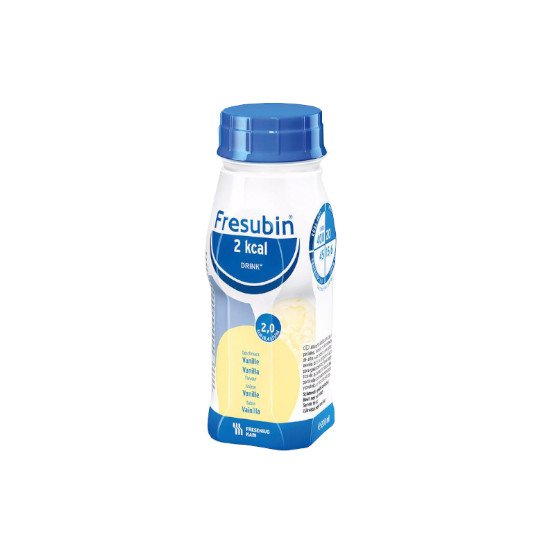 FRESUBIN ORIGINAL DRINK RASA VANILA 200 ML