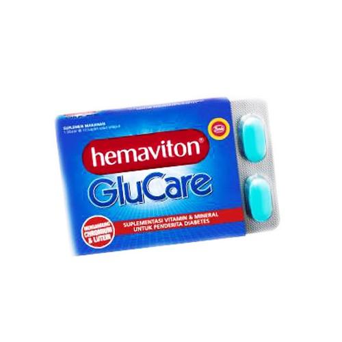 HEMAVITON GLUCARE 10 KAPLET