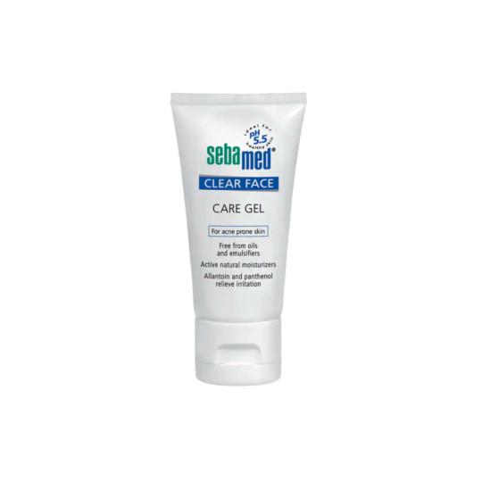 SEBAMED CLEAR FACE CARE GEL 50 ML