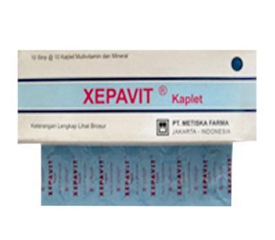XEPAVIT 10 KAPLET