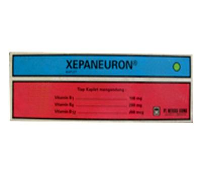 XEPANEURON 10 KAPLET
