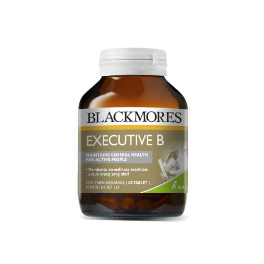 BLACKMORES EXECUTIVE B 62 TABLET