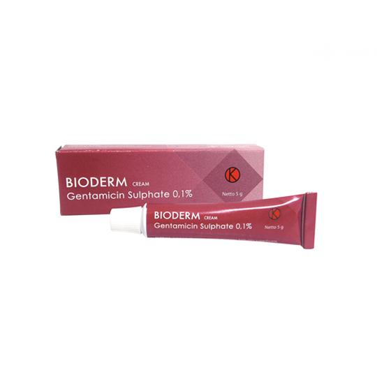 BIODERM 0.1% CREAM 5 G