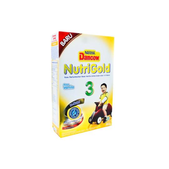 Dancow Nutrigold 3 Vanila 700 g