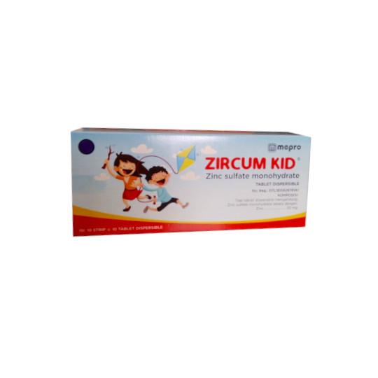 Zircum Kid 10 Tablet