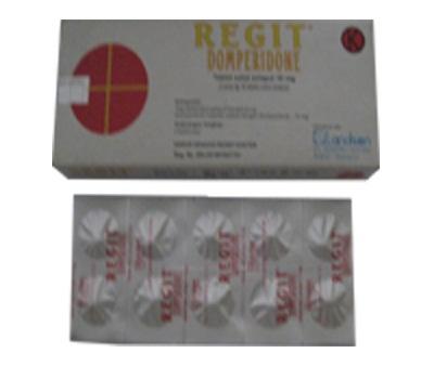 REGIT 10 MG 10 TABLET