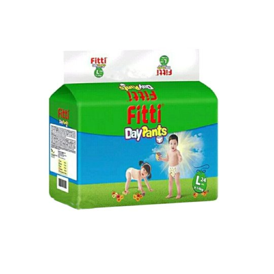 Fitti Day Pants L 24 Pieces