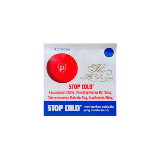 STOP COLD 4 TABLET
