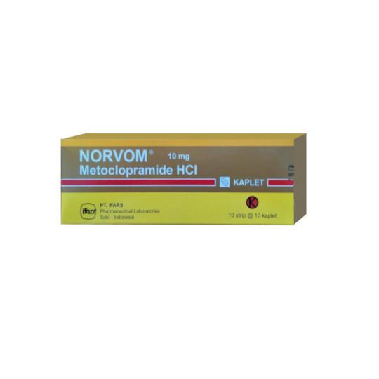 NORVOM 10 MG 10 KAPLET