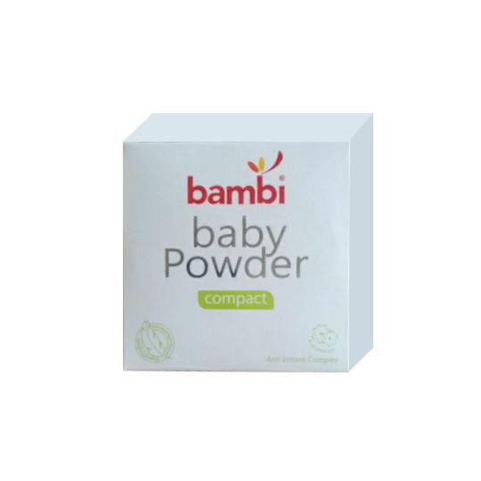 Bambi Baby Compact Powder 40 g