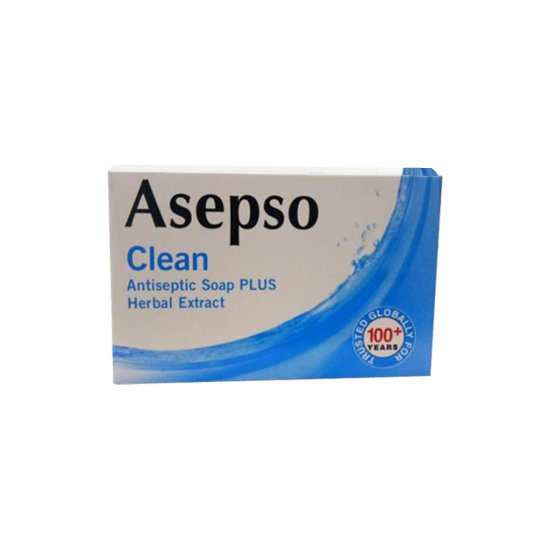 ASEPSO CLEAN BAR 80 G