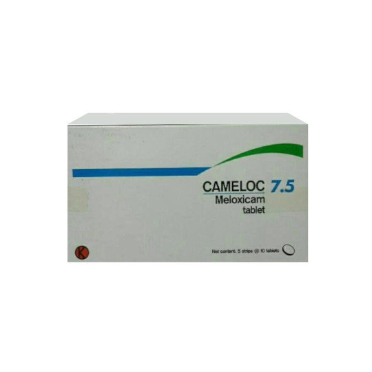 CAMELOC 7.5 MG 10 TABLET