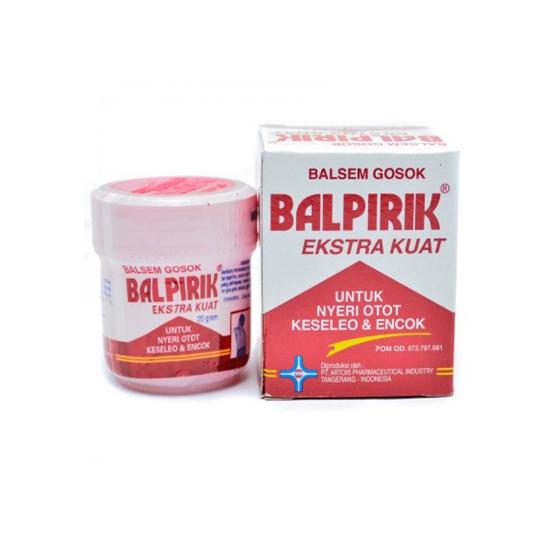 BALPIRIK EXTRA KUAT (MERAH) BALSAM 20 G