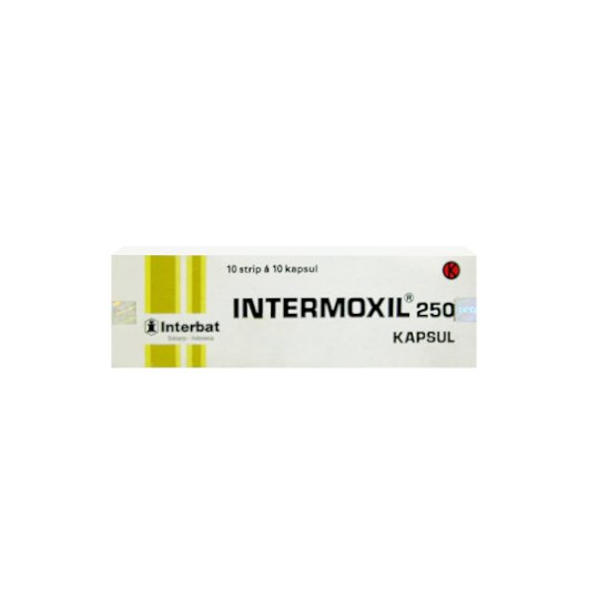 INTERMOXIL KAPSUL 250 MG
