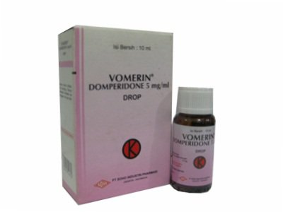 VOMERIN DROPS 10 ML