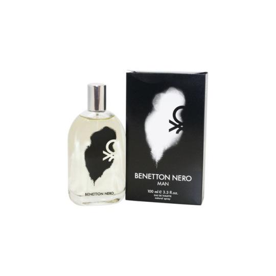 BENETTON EDT MAN NERO SPRAY 100 ML