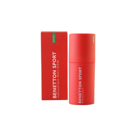 BENETTON EDT WOMEN SPORT SPRAY 100 ML