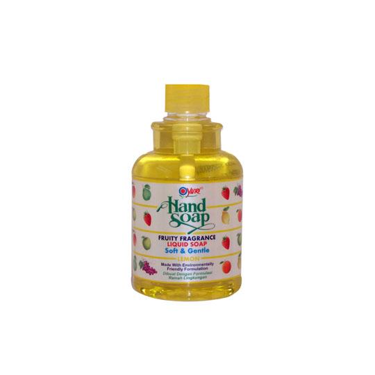 YURI HAND SOAP LEMON REFIL 410 ML