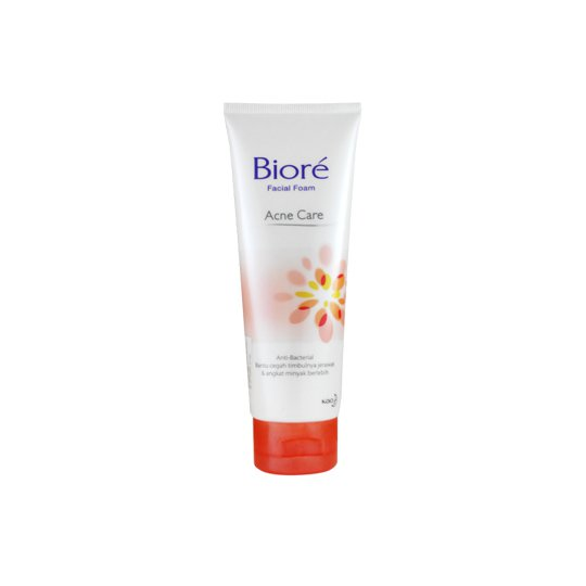 BIORE ACNE CARE FACIAL FOAM 100 G