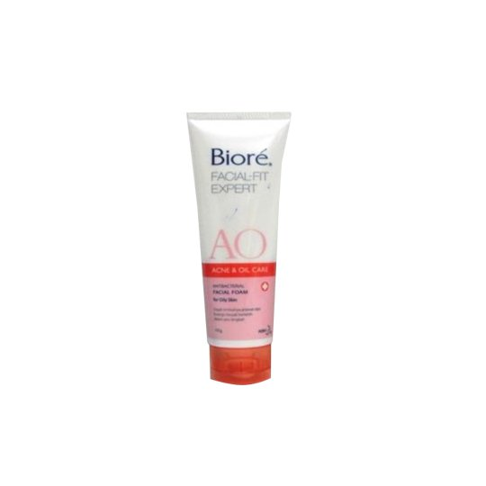 BIORE FACIAL FIT EXPERT ACNE & OIL 40 G
