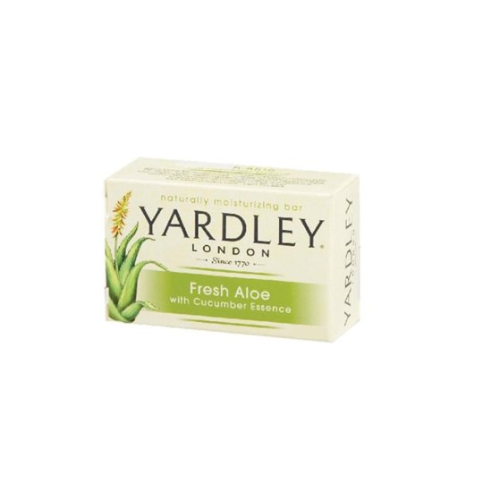 YARDLEY FRESH ALOE SABUN 120 G