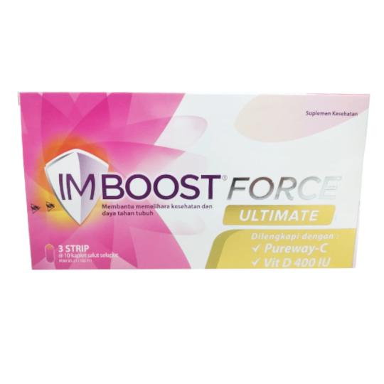 Imboost Force Ultimate 10 Kaplet