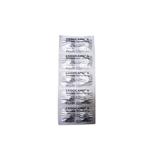 CEDOCARD 5 MG 10 TABLET