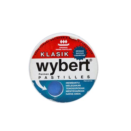 WYBERT DIET ORIGINAL PERMEN 17 G