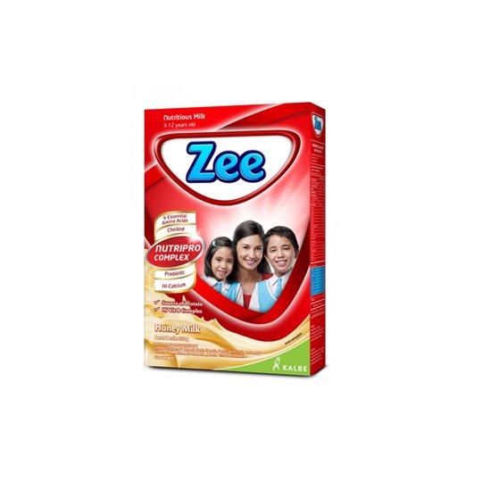 ZEE HONEY MILK 350 GR