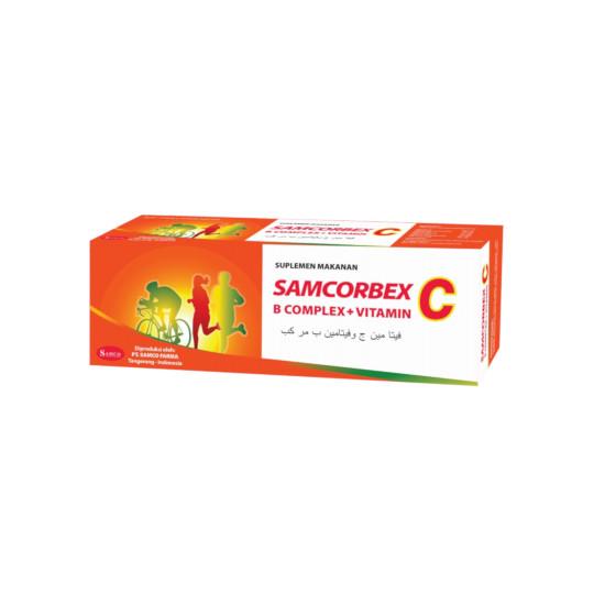 SAMCORBEX 10 KAPLET