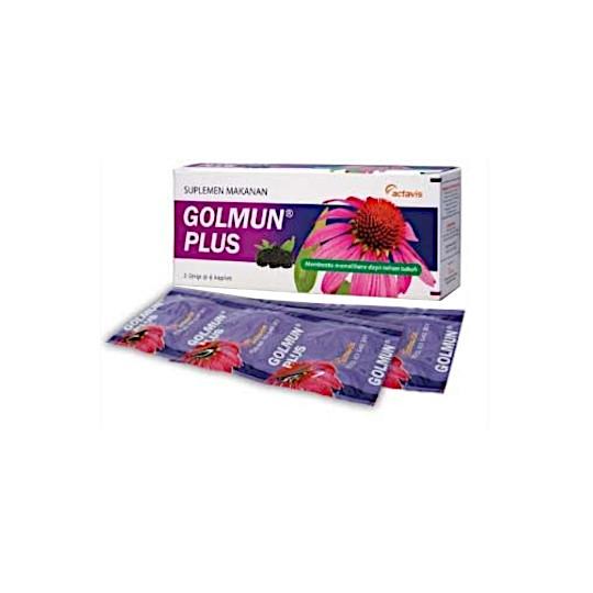 GOLMUN PLUS 6 TABLET