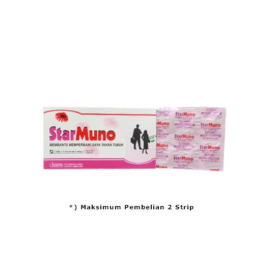 STARMUNO 10 KAPLET
