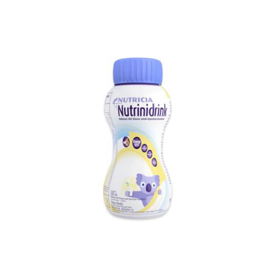 NUTRINIDRINK VANILA 200 ML