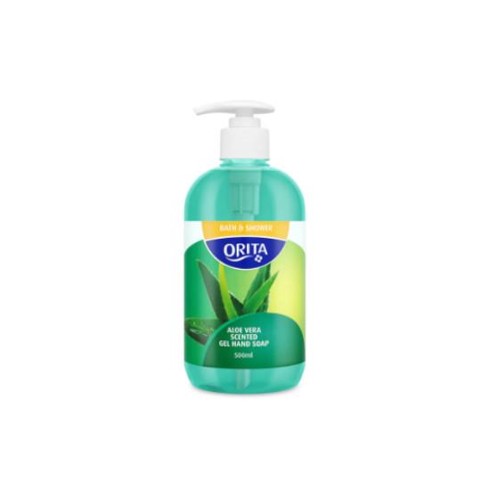 ORITA HAND SOAP ALOE VERA 500 ML