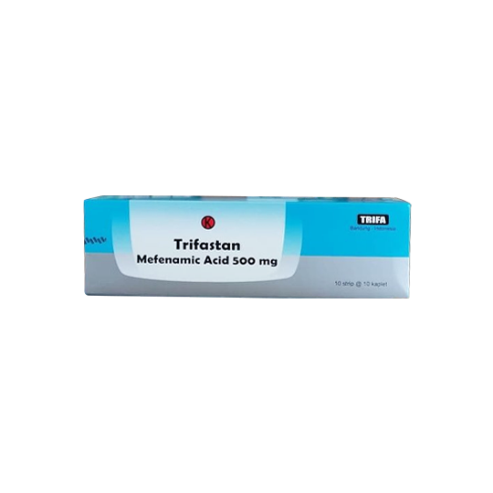 Trifastan 500 mg 10 Tablet