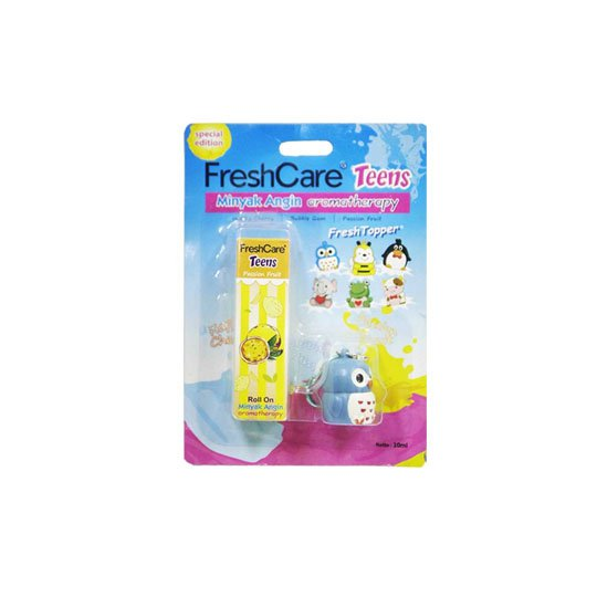 FRESHCARE TEENS FRESHTOPPER 10 ML