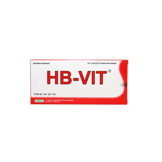 HB-VIT 6 KAPLET