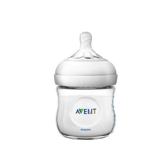 AVENT BOTTLE NATURAL 125 ML SINGLE PACK