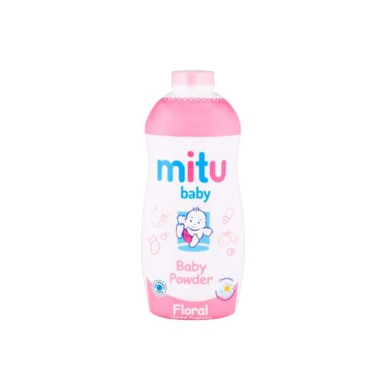 MITU BABY POWDER FLORAL 200 GR