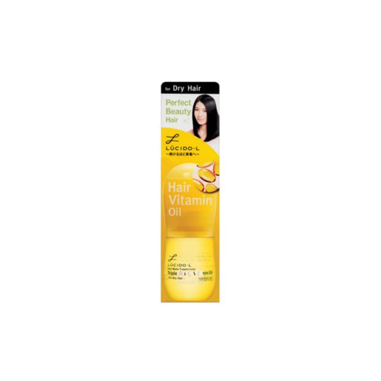 LUCIDO-L HAIR VITAMIN OIL FOR DRY HAIR 50 ML