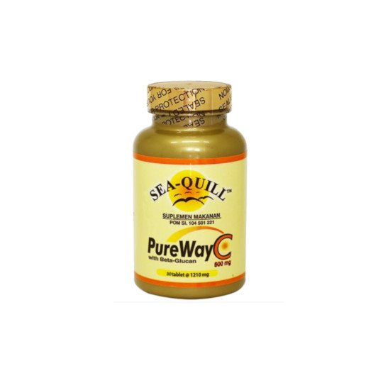 SEA-QUILL PUREWAY C 500 MG 30 TABLET