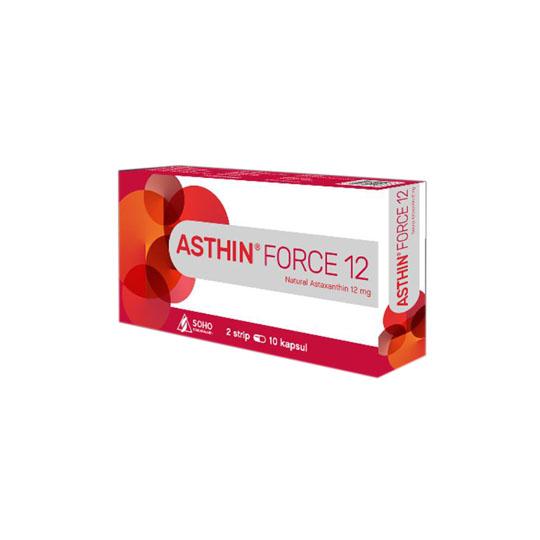 ASTHIN FORCE 12 MG 20 KAPSUL